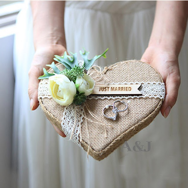 Cheap Free Shipping 1pcs Lot Custom Name Ring Cushion Marriage Decoration Engagement Bearer Pillows Wedding Proposal Ideas Pillow RECOMMENDED H2 RECOMMENDED LIMITED DISCOUNT TODAY