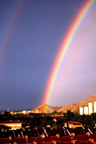 Arco iris sobre el cerro DSC_0215