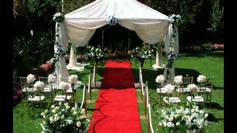 Cheap Outdoor Wedding Ideas Design Decoration [ilcebasa