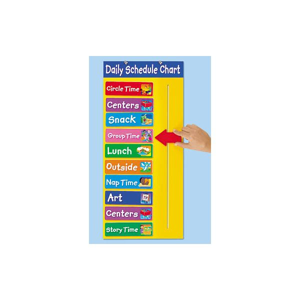 Classroom Visual Aids for Toddlers that Work