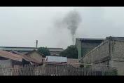 Soal Pencemaran Abu Batu Bara oleh PT. Cipta Paperia, DLH Kabupaten Serang Diminta Segera Tindaklanjuti