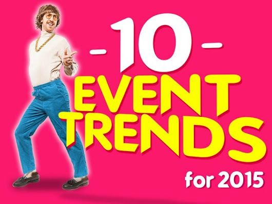 10 Event Trends for 2015