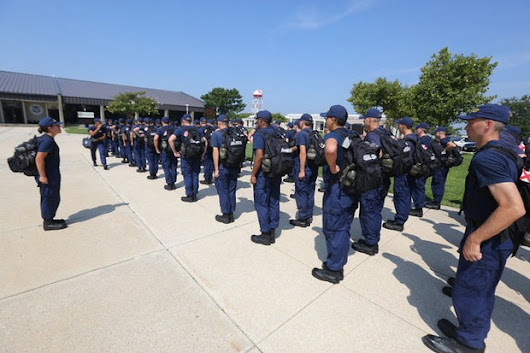 A rare, behind-the-scenes look at Coast Guard training in Cape May (VIDEO)