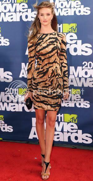 MTV Movie Awards 2011 Red Carpet Fashion Styles