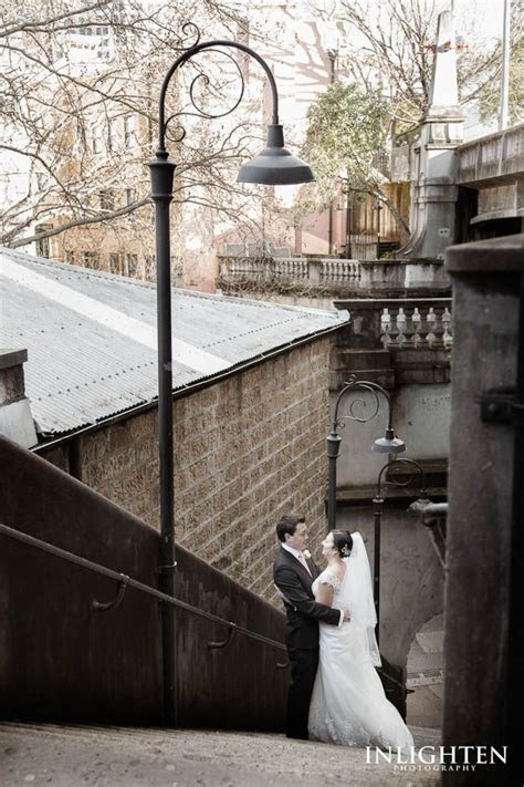 Wedding Photography Location Idea ? The Rocks ? Sydney on