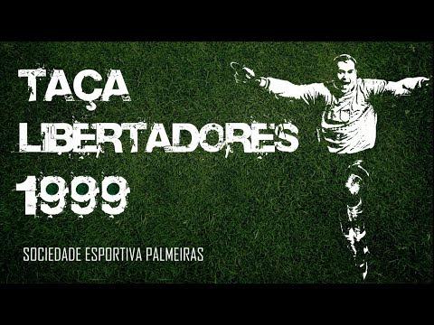Conquista da Libertadores 1999 - Todos os jogos (Do 1º jogo até a grande final)