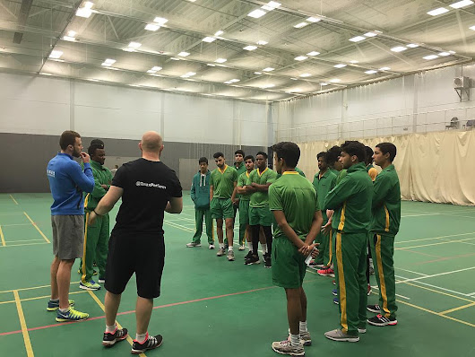 The Chris Gayle Academy - making a difference through cricket