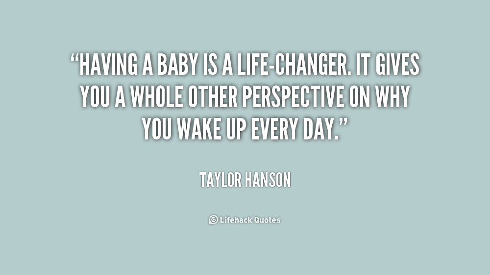 Quotes About Having Babies 53 Quotes