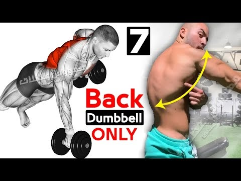 How To Build Your Back Workout (7 Effective Exercises) - تمارين الظهر