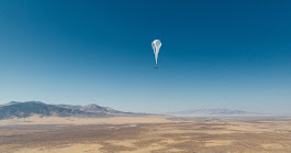 Loon's Internet-Slinging Balloons Are Headed to Work Over Kenya | WIRED