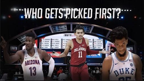 @NBA Mock Draft V2.0 #NBADraft2018  Via RealGM Draft Simulator.