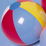 US Toy Company IN173 Beachball Inflates-24 Inch - Pack of 12