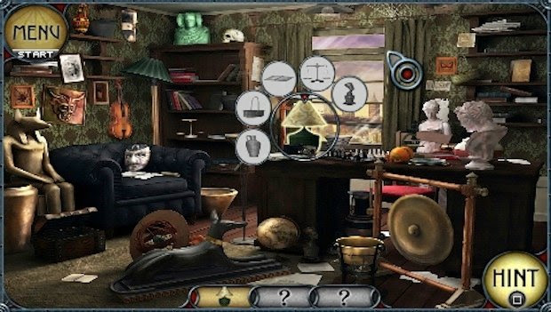Squint: Hidden-object game Mystery of the Crystal Portal screenshot