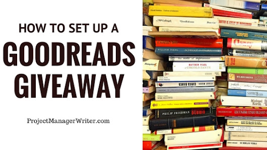 Goodreads Giveaways: A How To Video