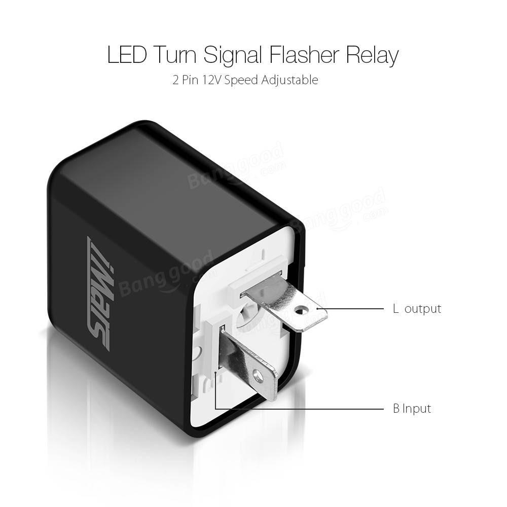 21 Inspirational 2 Pin Flasher Relay Wiring Diagram