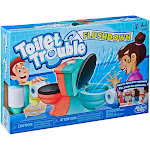 Hasbro HSBE3257 Toilet Trouble - Flushdown Board Game