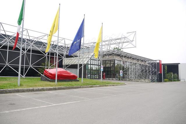 Museo Ferrari 法拉利博物館