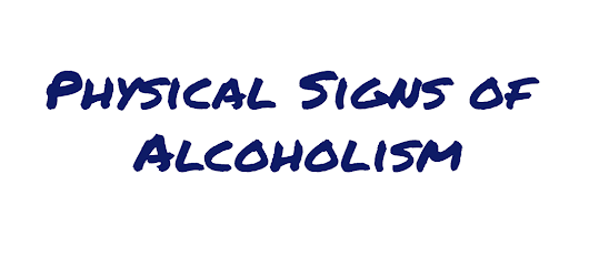 Physical Signs of Alcoholism [Infographic] | Beaches Recovery