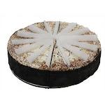 Elis Classic Irish Cream Cheesecake, 90 Ounce - 2 per case.