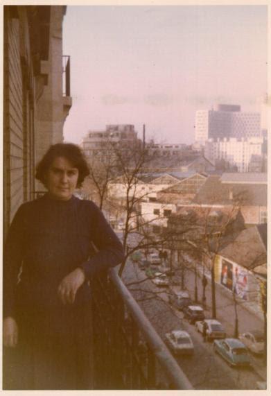 Balcon paris fernandeh annees1970