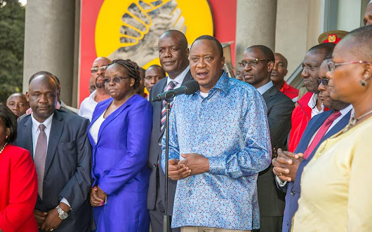 We will accommodate losers, president to Jubilee ticket aspirants - Kenyatta University TV (KUTV). All Rights Reserved.