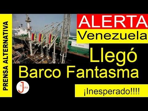 Barco Fantasma: ¡Inesperado! llega supertanquero iraní con gas condensando