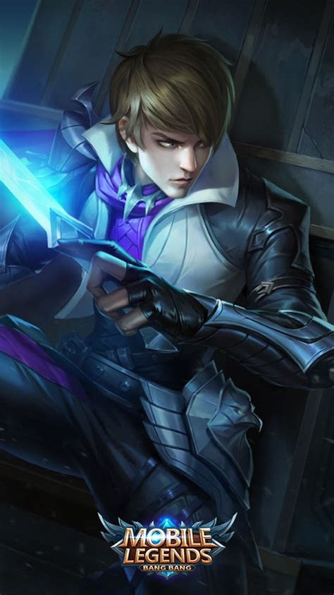 gusion ml assassinmage moba skins  heroes