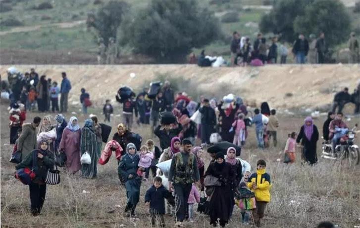 Resultado de imagen de migraciones y refugiados en el mundo