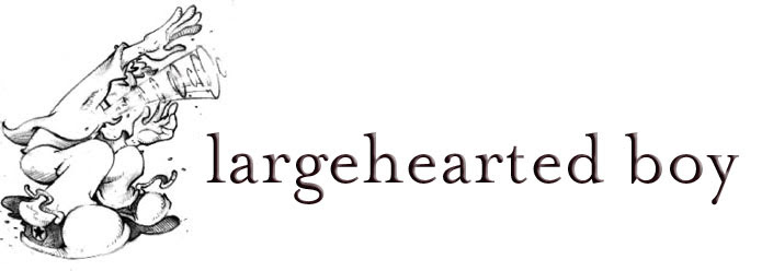 Largehearted Boy A Literature Music Blog