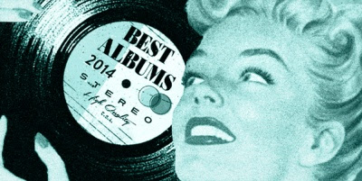 Pretty Much Amazing's Best Albums of 2014