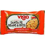 Vigo, Rice Mix & Santa Fe Bean - 8 Ounce -PACK 12