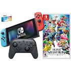 Nintendo Switch Super Smash Bros. Bundle