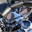 Motorcycle Speakers for Cruisers from Steel Horse Audio