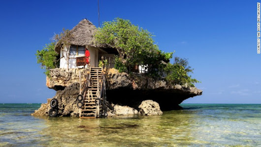 Dine with sharks, drink wine in an ancient tree: 6 of Africa's most unusual eateries