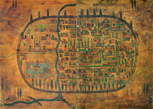 The Maps of Matrakçı Nasuh, Ottoman Polymath