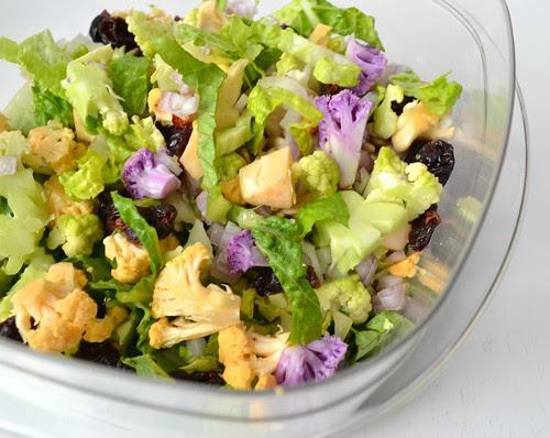 Second salad of random