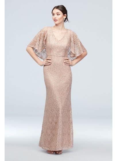 V Neck Halter Gown with Sash   David's Bridal