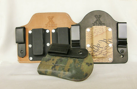 Magazine Carriers or Mag Pouch Sale at Foxx Holsters