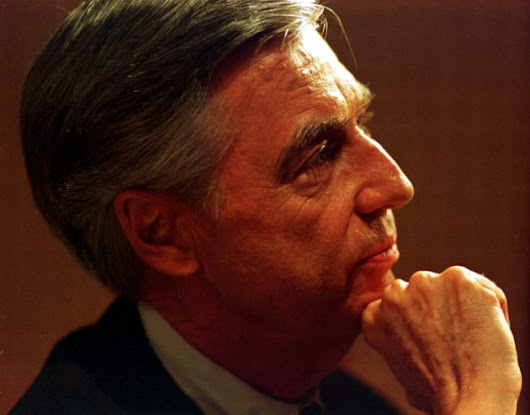 A longing for Mr. Rogers