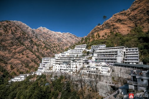 #vaishnodevi is located at the #trikuta #mountains within the #indian state of #jammu and #kashmir  ...