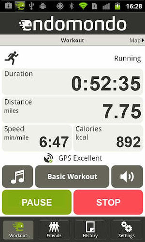 3. Endomondo Sports Tracker