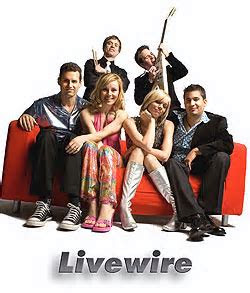 Livewire   An in demand 6 piece dance cover band based in