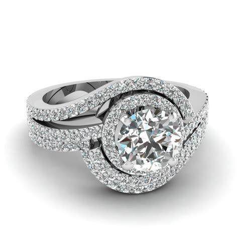 Bridal Sets   Buy Custom Designed Wedding Ring Sets