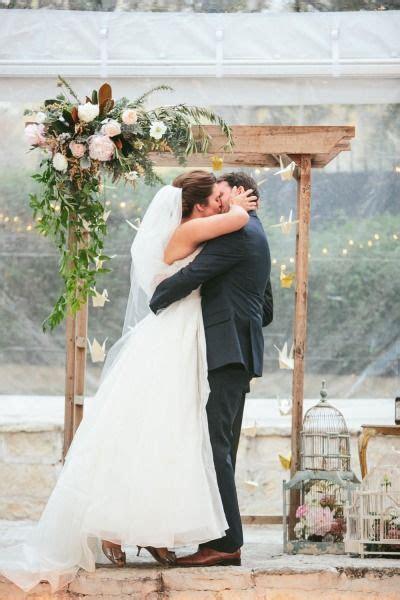 Eclectic Austin Wedding in Pastel Hues   Wedding