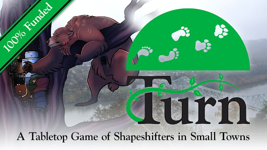 Update 7: Stretch Goals! · Turn: A Tabletop Roleplaying Game
