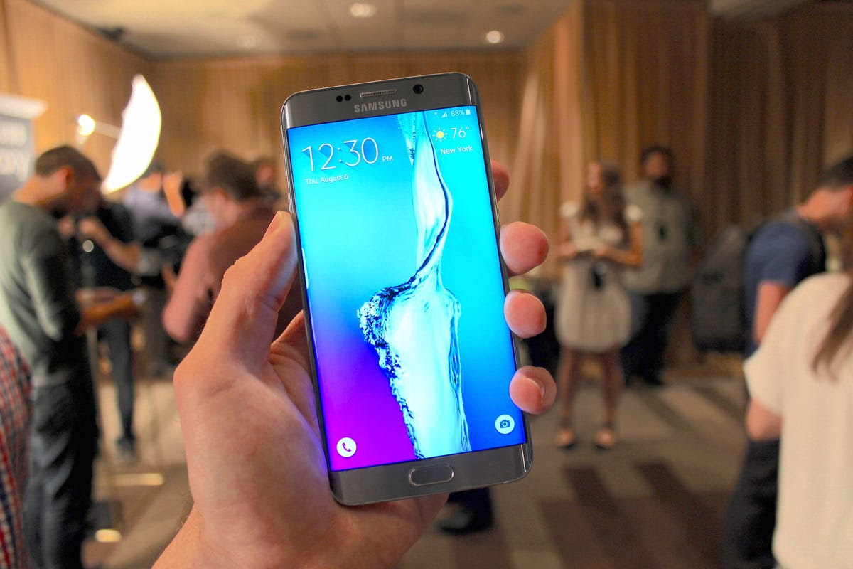 #8 Samsung Galaxy S6 Edge+