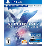 Ace Combat 7: Skies Unknown [PS4 Game]