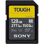 Sony SF-M Series Tough SFM128T/T1 SDXC I 128 GB Memory Card - Video Class V60/UHS-II U3/Class 10