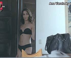 Ana Varela sensual na novela Amar depois de amar