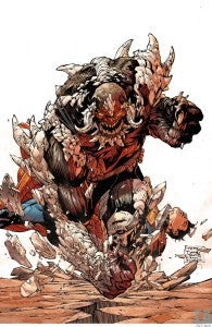 Doomsday Comes to the New 52 in Villains Month